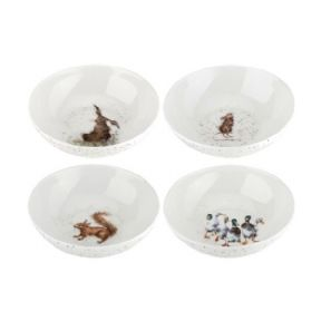 Wrendale Set of 4 Bowls